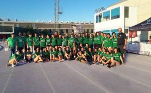 El Universidad de León Sprint, ante el difícil reto del ascenso