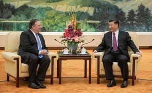 China responde a Estados Unidos con aranceles equivalentes