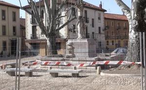 La Plaza del Grano se inaugura este domingo con una fiesta sobre su tradición cultural