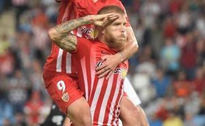El capitán del Almería, detenido por amaño de partidos esta temporada