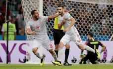 Secuencia del golazo de Nacho ante Portugal