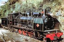 Preparación de una olla ferroviaria en un acto deportivo de La Robla