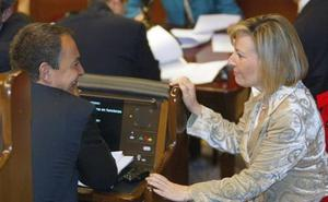 La ministra de Defensa se rodea de sangre leonesa y designa a Amparo Valcarce para su gabinete