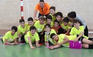 La Selección de León se lleva el Autonómico de balonmano infantil