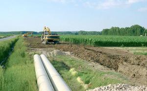Comienzan las obras del canal de Riaño con una inversión de 10,6 millones y que afectarán a 700 propietarios