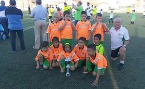 El Atlético Trobajo prebenjamín se lleva el Torneo de Benavente