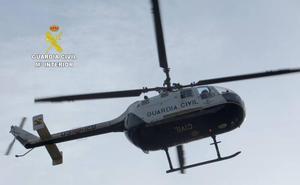 La Guardia Civil rescata a una senderista accidentada en las inmediaciones del Pico Gilbo de Riaño
