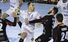 Costoya, mejor lateral izquierdo de la Liga Asobal