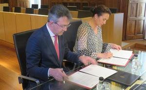 Diputación y Junta sacarán a concurso el plan de musealización de Lancia antes de que acabe el año