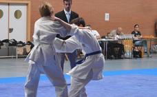 León celebra su fiesta del judo