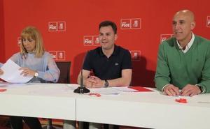 Diez, Ramón y Gancedo serán los candidatos del PSOE a las alcaldías en León, Ponferrada y San Andrés