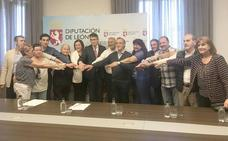 La Diputación colabora con 30 asociaciones de carácter social de y destina un total de 400.000 euros