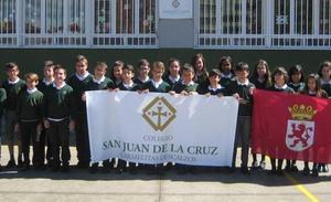 El colegio San Juan de la Cruz obtiene el primer premio regional en el concurso 'Otro final es posible'