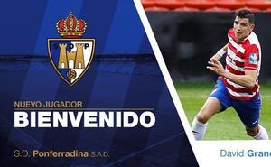 David Grande, el 'hombre gol' para la Deportiva