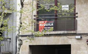 Este viernes finaliza el plazo para solicitar las ayudas de alquiler en Castilla y León