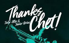 Javier Arias y Julio Aller presentan en directo su nuevo disco, 'Thanks Chet!', este jueves en la Cafetería de El Corte Inglés