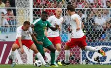 Directo: Senegal marca el segundo en un terrible error de Polonia