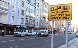 Reabre al tráfico la avenida Doctor Fleming tras cinco meses cerrada