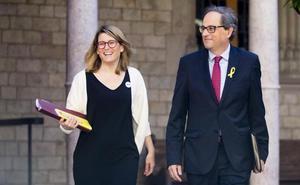 Torra amenaza con dar plantón al Rey en la inauguración de los Juegos Mediterráneos