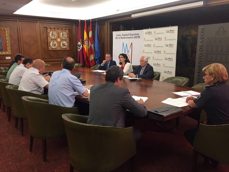 El 100% de la Policía Local patrullará las calles de León durante San Juan y San Pedro