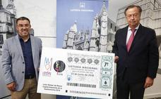 Lotería Nacional se suma a la celebración de la Capitalidad Gastronómica con el 'sorteo viajero' de este sábado