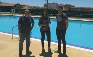 Santa María del Páramo ya ha abierto sus piscinas
