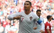Ronaldo sentencia a Marruecos