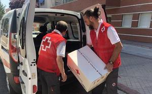 Cinco voluntarios de Cruz Roja de Castilla y León viajan a Valencia a atender a los migrantes del Aquarius