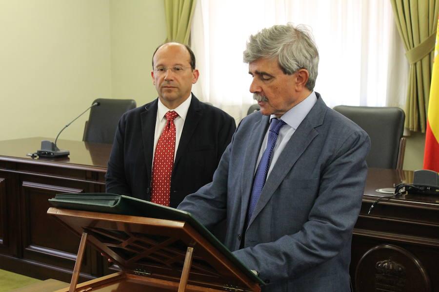 Carlos Polanco, nombrado director de institutos y servicios de investigación de la ULE