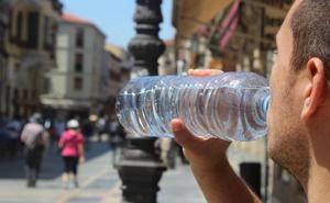 ¡Qué calor hace en León!