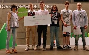 La Escuela de FP de La Robla se lleva el premio FedEx en el Nacional de Miniempresas