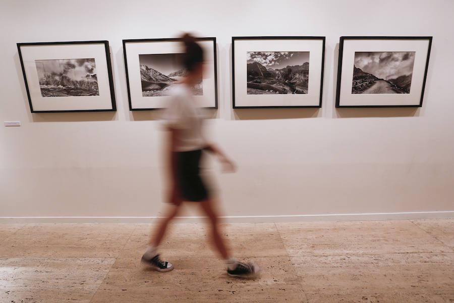 Presentación de la exposición fotográfica con motivo del centenario de Picos de Europa