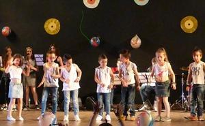 La Escuela Municipal de Música cerró el curso con un gran festival