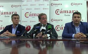 La 'nueva' Cámara de Comercio pretende que León «no se quede atrás» y sea fuerte «más allá del turismo»
