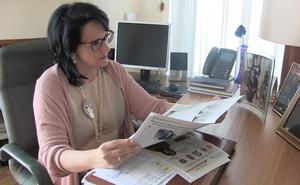 Teresa Mata: «León se merece un cambio del modelo de financiación y a políticos que no edulcoren la realidad»