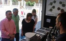 La XXII Feria de Artesanía 'Ciudad de León' abre con la presencia de 36 artesanos