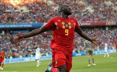 Bélgica se aferra a Lukaku para cerrar su billete a octavos