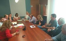 Los alcaldes de los ayuntamientos del Páramo afectados por los arreglos de los caminos de reconcentración no recibirán las obras