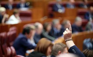 Castilla y León en dos imágenes: languidece para la oposición y la situación es buena para el PP