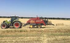 El gasóleo agrícola se paga un 28% más caro que en mayo a escasos días de comenzar la cosecha