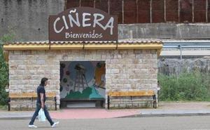 Ciñera apoya al poblado minero de La Camocha ante el anuncio de desahucio