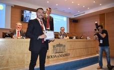 Un leonés conquista la Bolsa de Madrid
