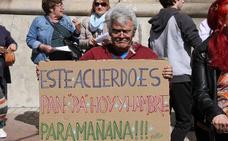 La pensión media se sitúa en León en 916,14 euros frente a los 921,95 de la Comunidad