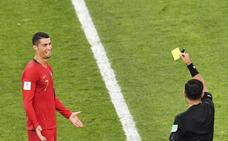 La noche más oscura para Cristiano Ronaldo