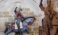 Un nuevo 'Ecce Homo' en una ermita de Navarra