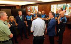 El Ayuntamiento forma a 24 agentes de la Policía Local de León en la Escuela de Tráfico de Mérida