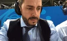 Del «barrilete cósmico» al «¡Vamos Argentina, carajo!»: la emoción del narrador Pablo Giralt