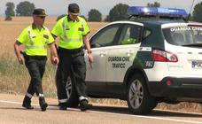 Dos camioneros dieron a la Guardia Civil las claves para detener al conductor del atropello mortal