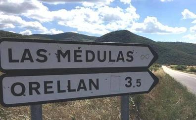 Los vecinos de Las Médulas y Yeres exigirán este domingo el arreglo de la pista que une ambas localidades