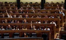 El Congreso aprueba definitivamente los Presupuestos sin castigo al PNV